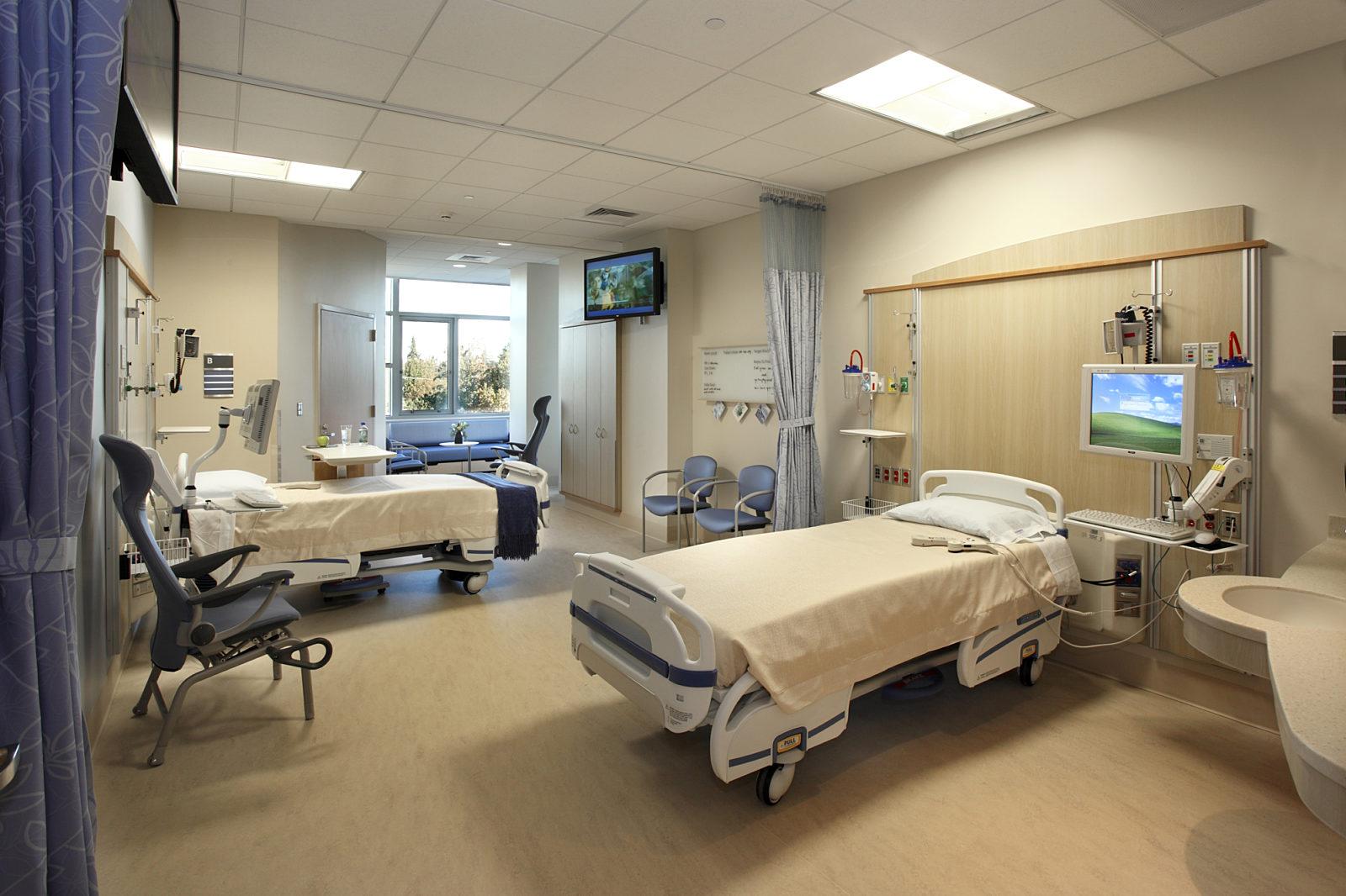 El Camino Hospital Interior