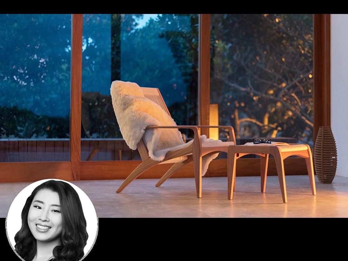 Sossego Gisele Lounge Chair Indoor-Pivot Interiors Chairs We Cherish Summer 2017 seating