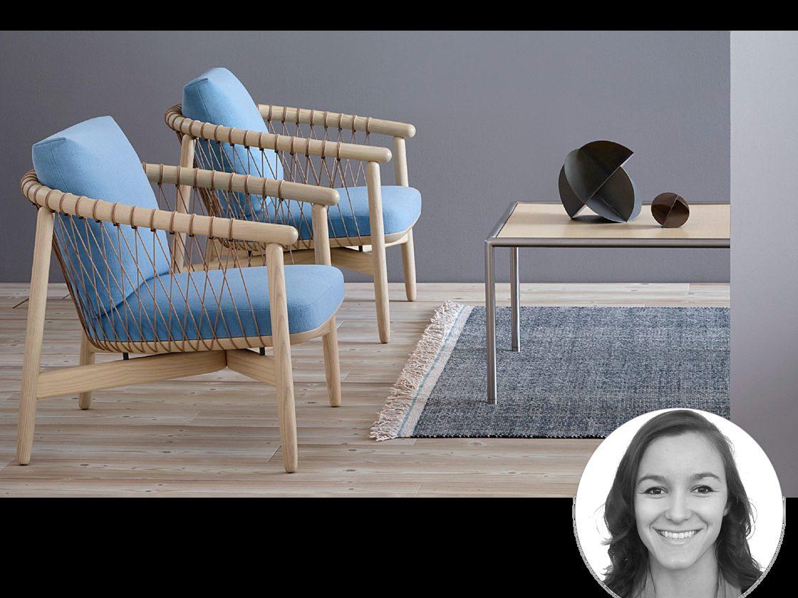 Herman Miller Crosshatch Chair Indoor-Pivot Interiors Chairs We Cherish Summer 2017 seating