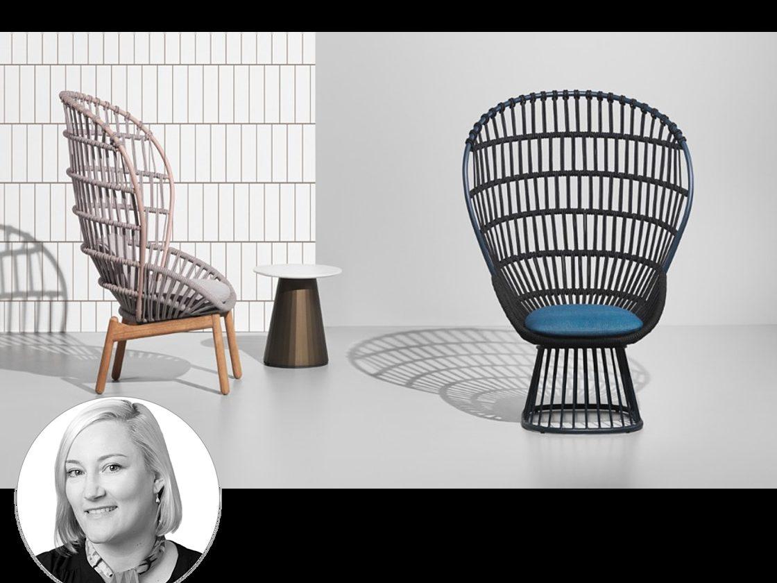 Kettal Cala Highback Armchair -Pivot Interiors Chairs We Cherish Summer 2017 seating