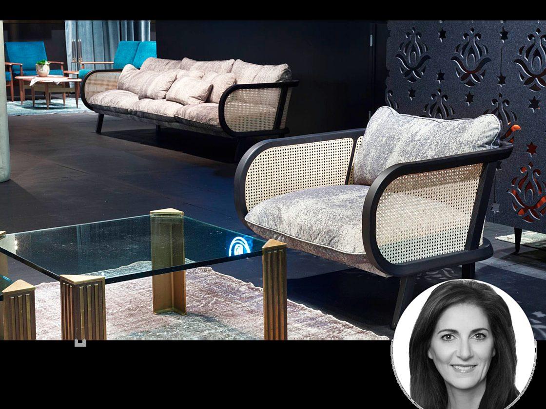 Buzzispace Buzzicane Chair Sofa Indoor from NeoCon-Pivot Interiors Chairs We Cherish Summer 2017 seating